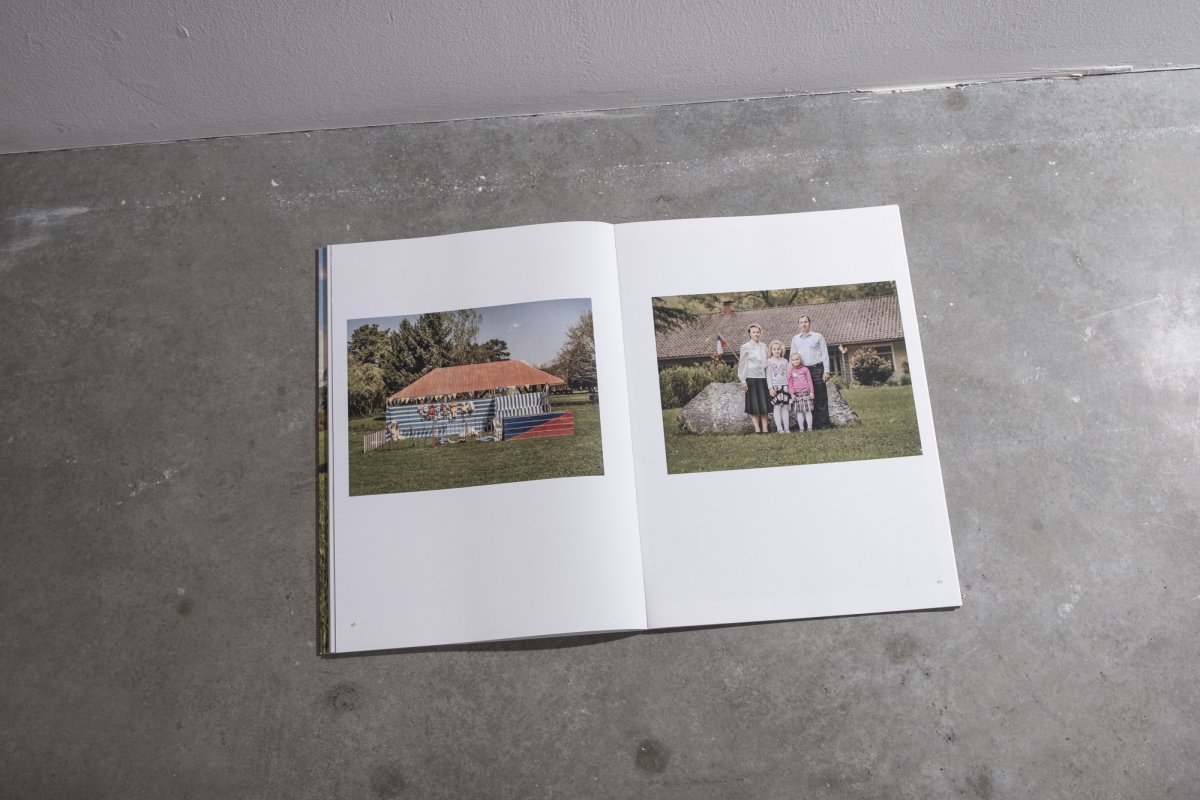 book – like wet cement - jann höfer photographer