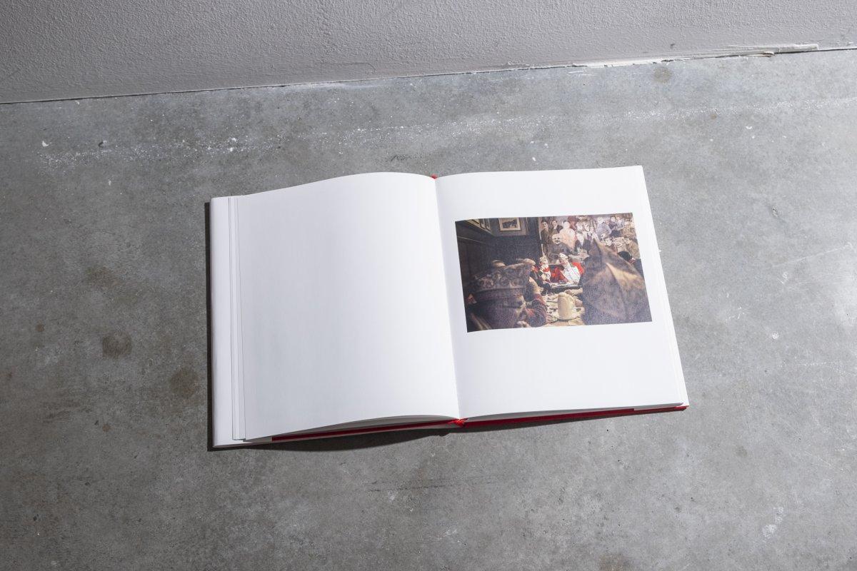 book – einmal letzter sein - jann höfer photographer