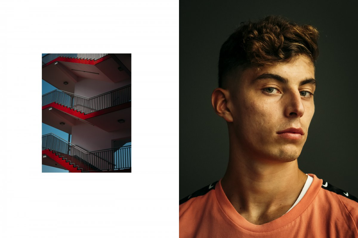 kai havertz - jann höfer photographer